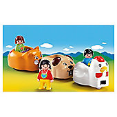 Playmobil 6767 123 Animal Train