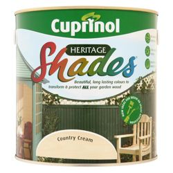 Garden Heritage Shades country cream 2.5L