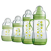 MAM Anti Colic Starter Set, Green