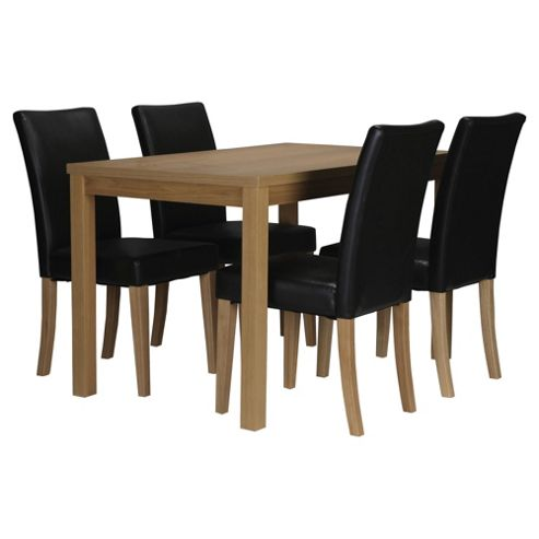 Buy Banbury 4 Seat Set Oak From Our Dining Table Chair Sets Range Te