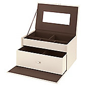 LC Large Cream Jewellery Box