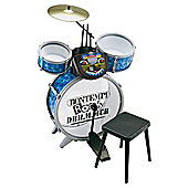 Bontempi Je5600 4 Pcs Drum Set With Electronic Tutor Utor
