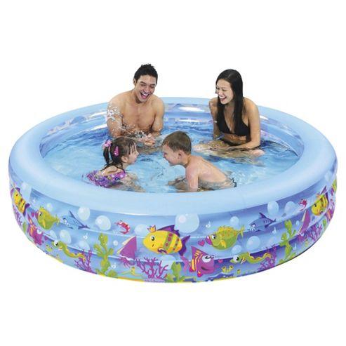 Tesco Aquarium Paddling Pool