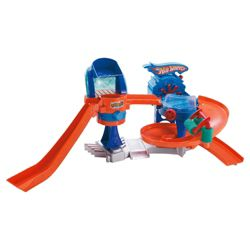 Hot Wheels Colour Shifter Bubble Blaster Carwash