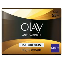 Olay Provital Anti-Wrinkle Night Cream 50ml