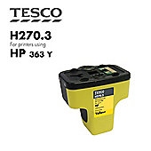Tesco HP363 Yellow Printer Ink Cartridge (for HP 363 Yellow )