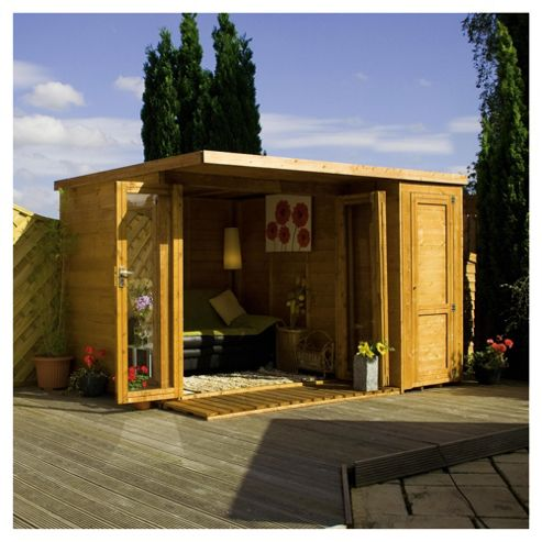 Mercia 12x8 Wooden Garden Room
