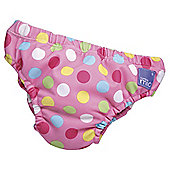 Bambino Mio Swim Nappy - Red Spot - Large