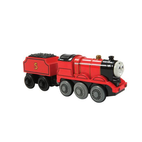 Thomas & Friends Wooden Battery Powered James