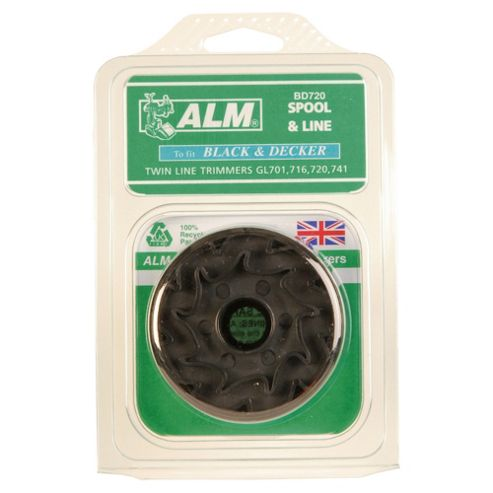 ALM Spool for Black & Decker twin line GL700 series Grass Trimmers