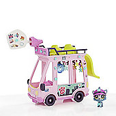 Littlest Pet Shop Shuttle Bus Vehicle