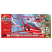 Airfix Bae Red Arrow Hawk Gift Set