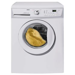 Zanussi ZWH7162J Washing Machine, 7kg Wash Load, 1200 RPM Spin, A++ Energy Rating. White