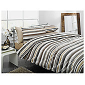 Stripe Print (NATURAL) King Size