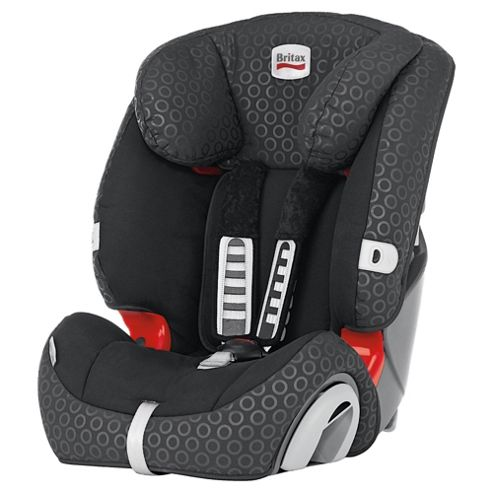 Britax Evolva 1-2-3 Car Seat, Group 123, Billy