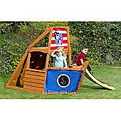 Plum Captain Wooden Outdoor Play Centre