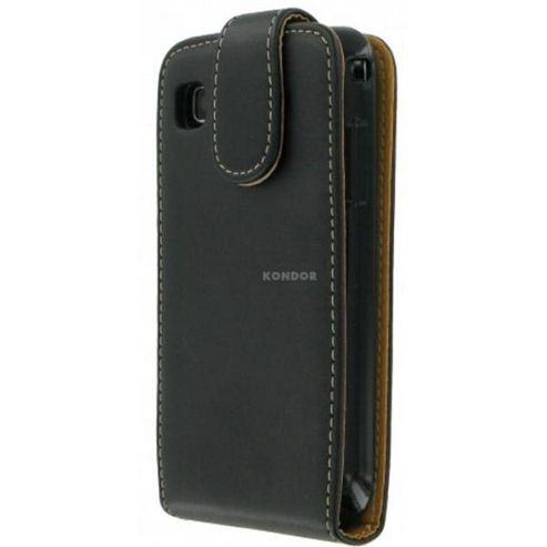 Samsung Executive Leather Flip Case Galaxy S Black
