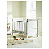Saplings Victoria Cot Bed, White