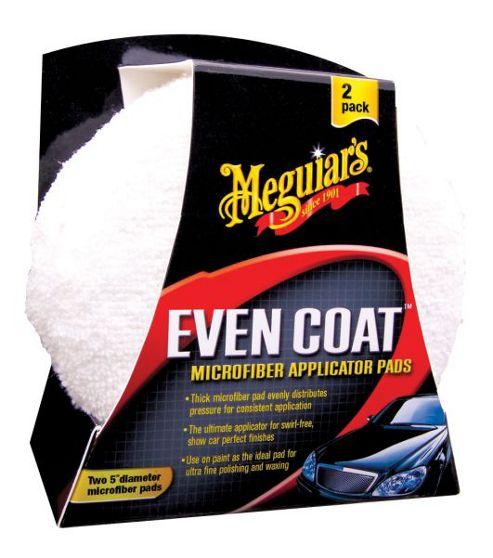 Meguiars Even Coat Applicator Pad Qty 2