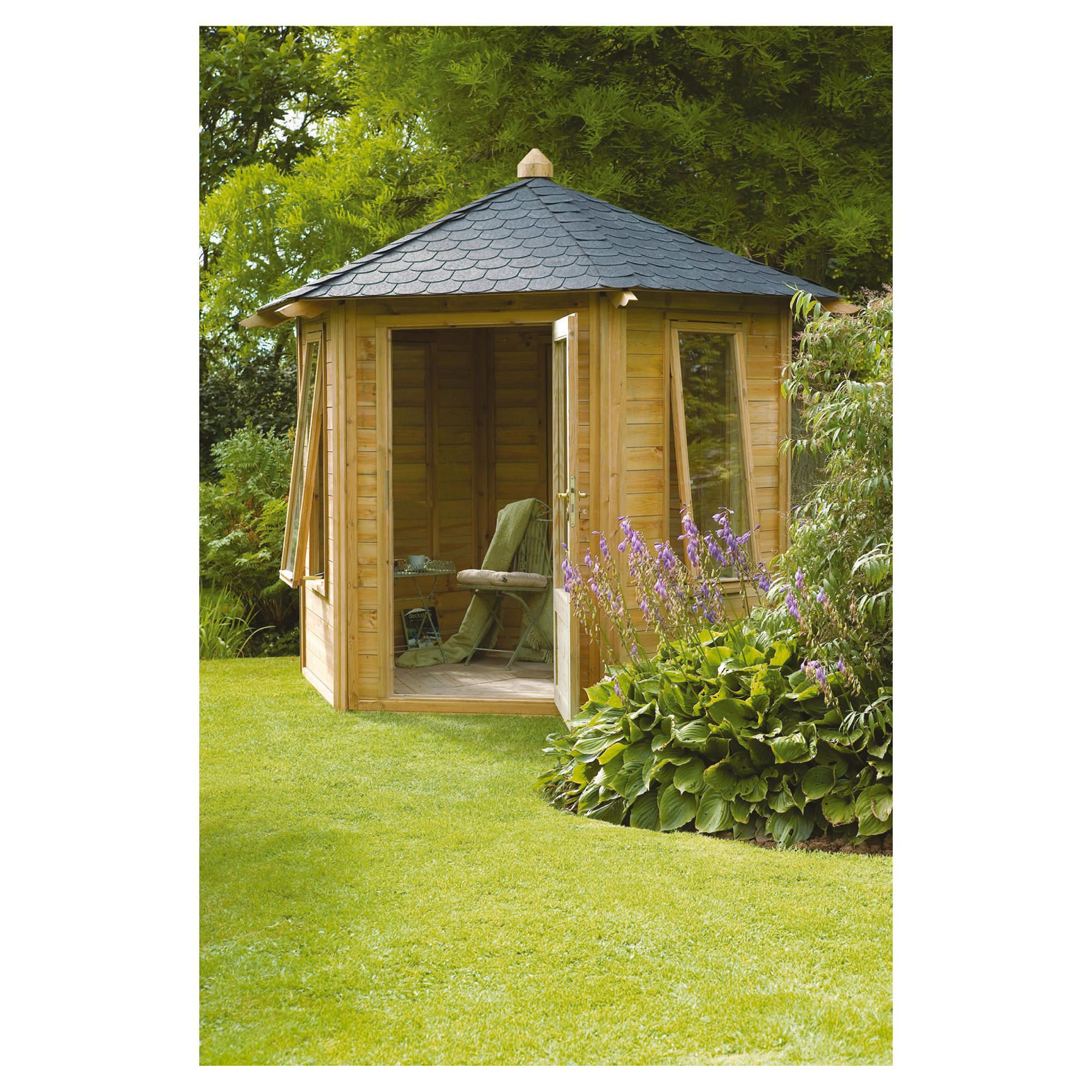 Hebden Summerhouse at Tesco Direct