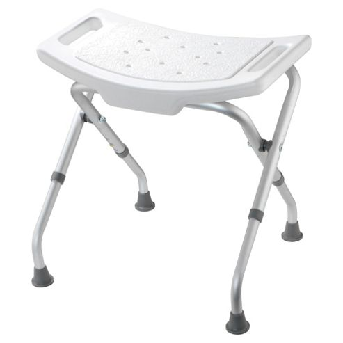 Croydex Adjustable Bathroom & Shower Seat