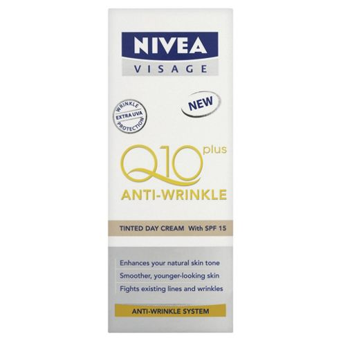 Nivea Visage Q10 Tinted Moisturiser 50ml