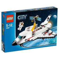LEGO City Space Shuttle 3367