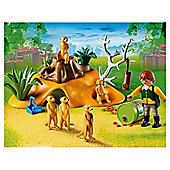 Playmobil 4853 Meerkat Family