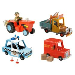 Postman Pat Vehicle Packs