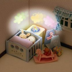 Sylvanian Families - Nightlight Nursery Set