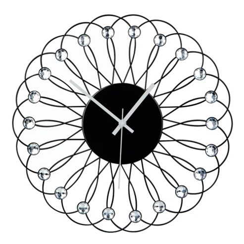 Tesco Wire Wall Clock