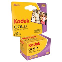 Kodak Gold 200  36 Film