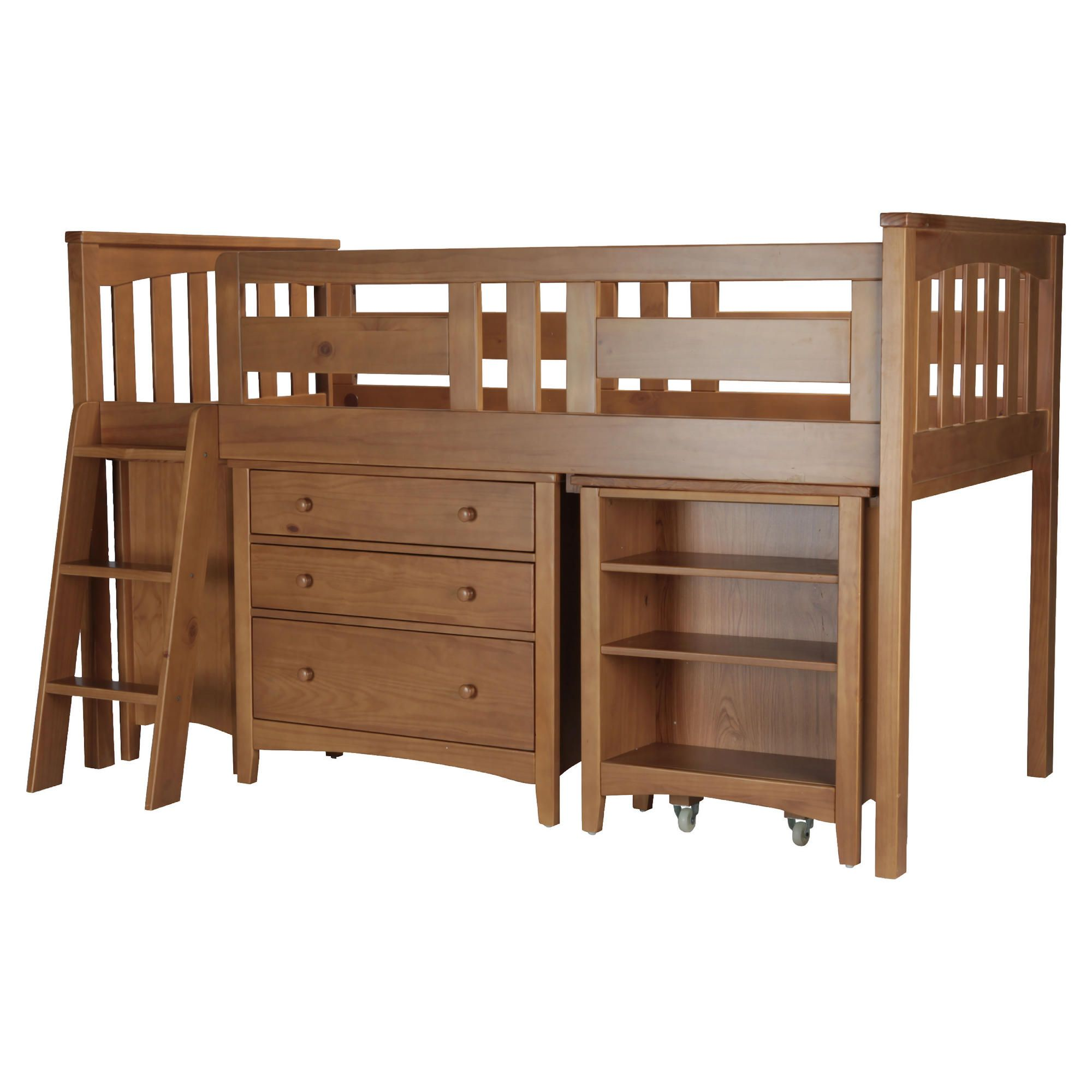 Kids Sleep Station, Natural Pine at Tescos Direct