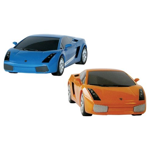 Scalextric Lamborghini Gallardo Twin Pack