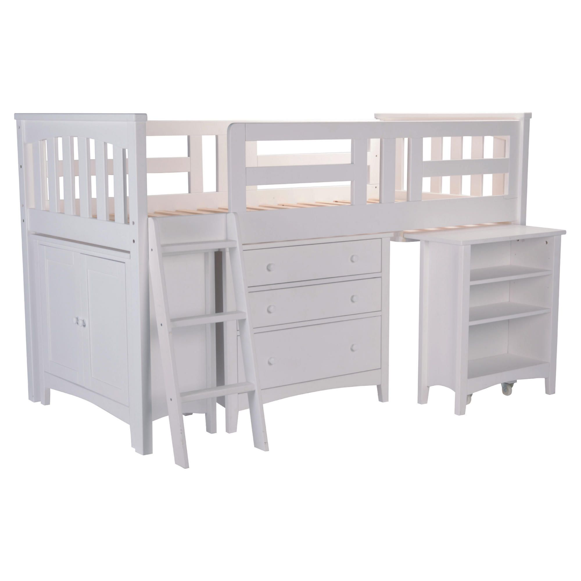Kids Sleep Station White at Tesco Direct