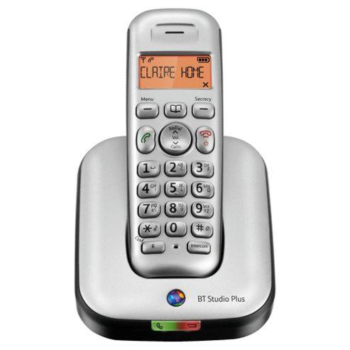 BT Studio 4100 Plus DECT Cordless Phone