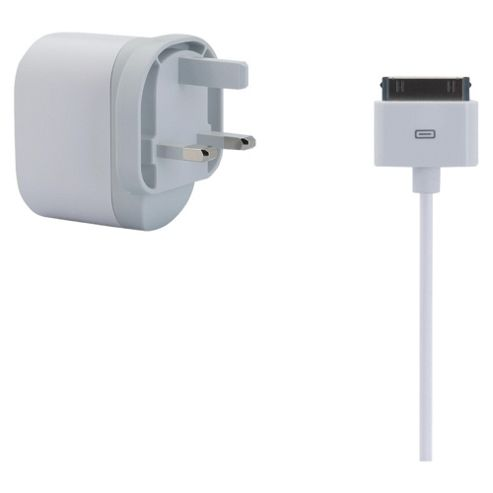 Belkin Mains Charger iPhone 3G/3GS & 4/4S White