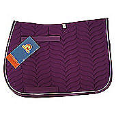 Cottage craft Apollo GP Saddlecloth Purple Pony