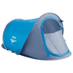 Gelert Quickpitch Ss Xl Dome Tent - Bluejay