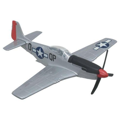 Corgi Warbirds P-51D Mustang Die-Cast Replica M