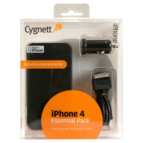 Cygnett Accessory Pack iPhone 4