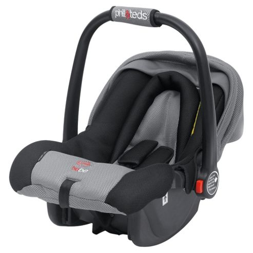 Phil & Teds Bebe Car Seat, Group 0 - 0+