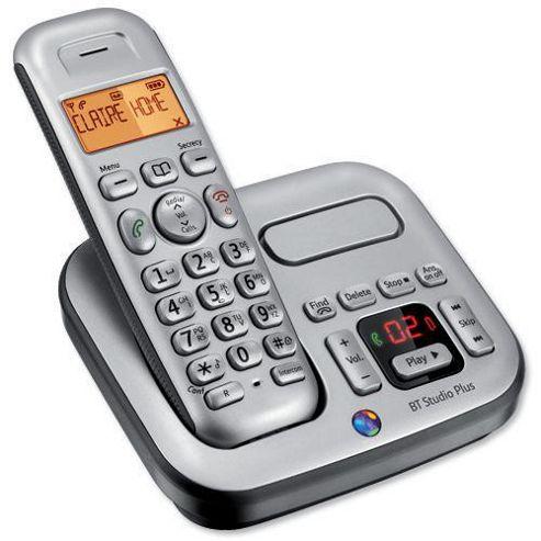 BT Studio 4500Plus Single Cordless Phone