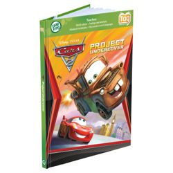LeapFrog Tag Cars 2 Puzzle Book