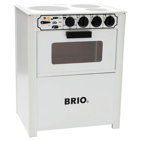 Brio Toddler Classics Stove White, wooden toy