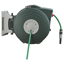 Tesco 25m Autoreel Hose Set & Connectors
