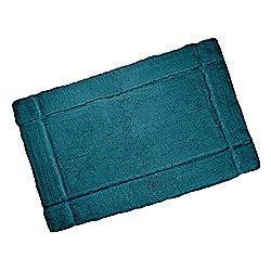 buy finest deep pile bath mat teal from our bath mats. Black Bedroom Furniture Sets. Home Design Ideas