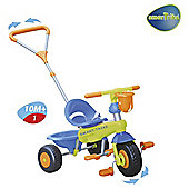 Smart-Trike Bonbon, Blue/Green/Orange