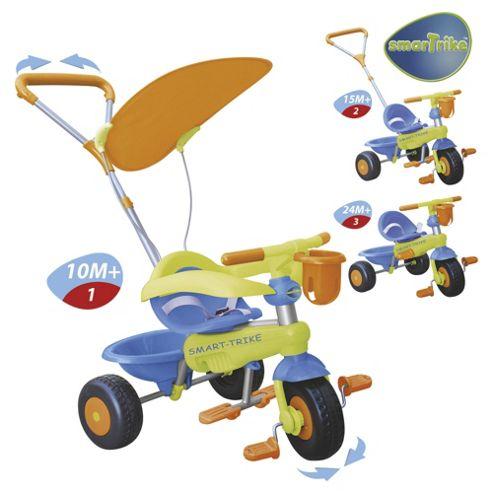 Smart-Trike Bonbon, Blue/Green/Orange