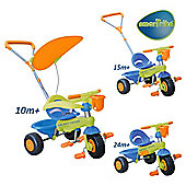 Bonbon Smart Trike, Blue/Green/Orange